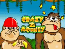 Автомат Crazy Monkey 2 на зеркале