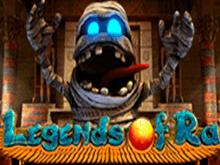 Легенды Ра: аппарат онлайн-казино