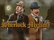Sherlock Mystery – слот в популярном заведении казино